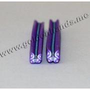 Полимерная палочка БАБОЧКА (Арт: 2.9-Фш-030), 1 шт.