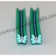 Полимерная палочка БАБОЧКА (Арт: 2.9-Фш-036), 1 шт.