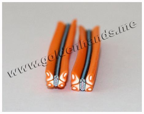 Полимерная палочка БАБОЧКА (Арт: 2.9-Фш-041), 1 шт.
