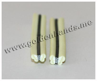 Полимерная палочка БАБОЧКА (Арт: 2.9-Фш-042), 1 шт.