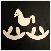 Игрушка «Лошадка качалка»