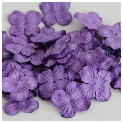 ГОРТЕНЗИЯ 2,5 см фиолетовая