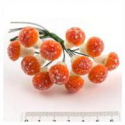 Грибочки оранжевые в обсыпке