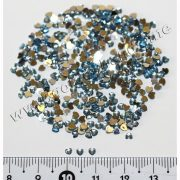 Стразы мини СЕРДЦЕ 3 мм, 25 шт