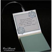 Блокнотик со стикерами «Новогоднее угощение»