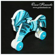 Игрушка «Лошадка на колёсиках»
