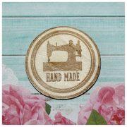 hm_Бирка «Hand Made»