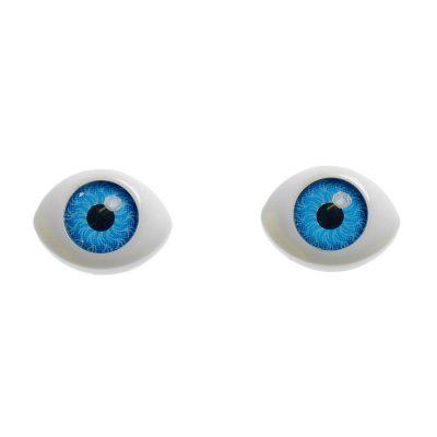 Глаза 7 мм (голубые)