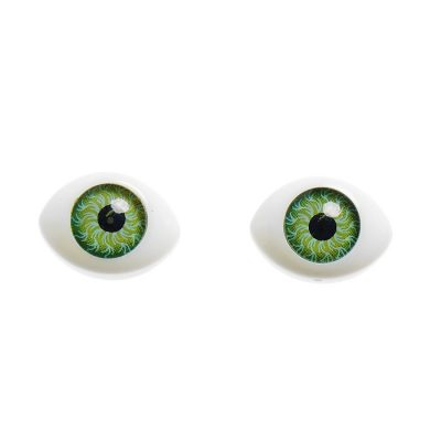 Глаза 7 мм (зелёные)