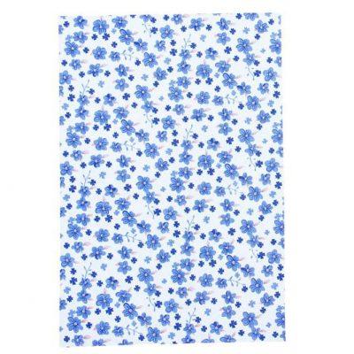 Ткань на клеевой основе 21*14,5 см №81