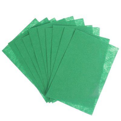 Фетр жесткий 1 мм, зелёный