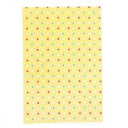 Ткань на клеевой основе 21*14,5 см №64