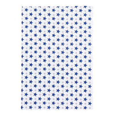 Ткань на клеевой основе 21*14,5 см №274