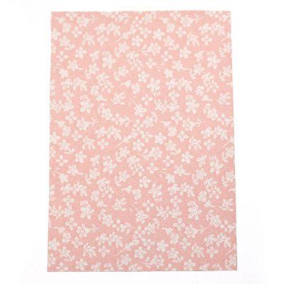 Ткань на клеевой основе 21*14,5 см №509