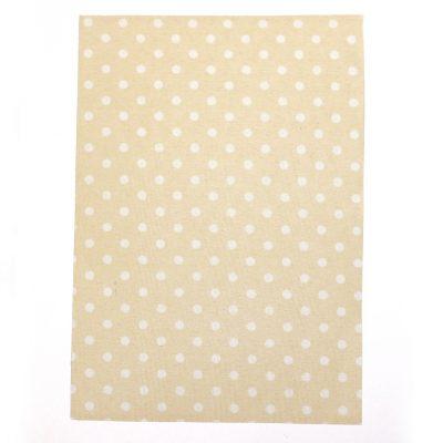Ткань на клеевой основе 21*14,5 см №508