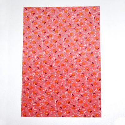 Ткань на клеевой основе 21*14,5 см №1016