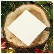 Основа ажурная квадрат 6,7 см (2 элемента)