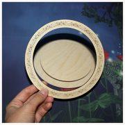 Рамка круглая 15 см (3 элемента)
