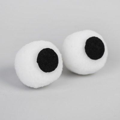Глаза текстиль