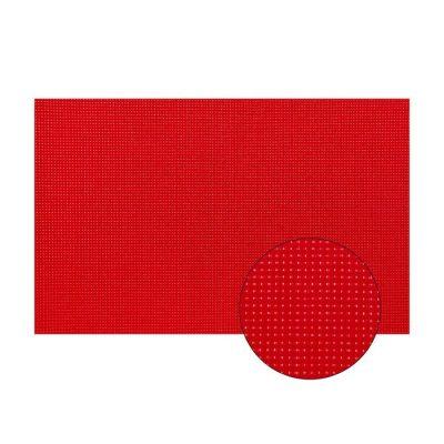 Канва №11 красная (50х50 см)