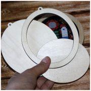 Рамка для вышивки ОВАЛ (3 элемента)