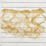 Волосы для кукол тресс «Кудри» 40 см