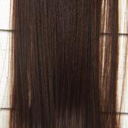 Волосы для кукол тресс «Прямые» 40 см